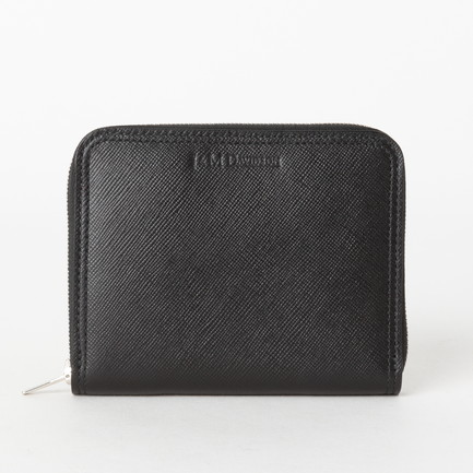 SAFIANO S ZIP AROUND WALLET
