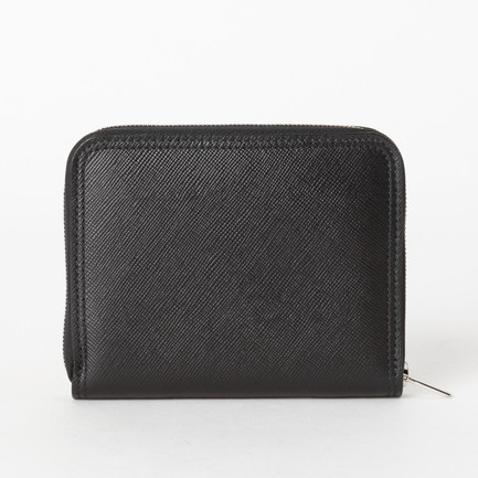 SAFIANO S ZIP AROUND WALLET 詳細画像 ブラック 1