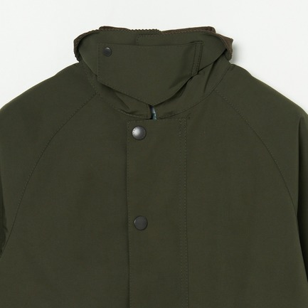NEW-BURGHLEY-JACKET-2LAYER 詳細画像 オリーブ 3