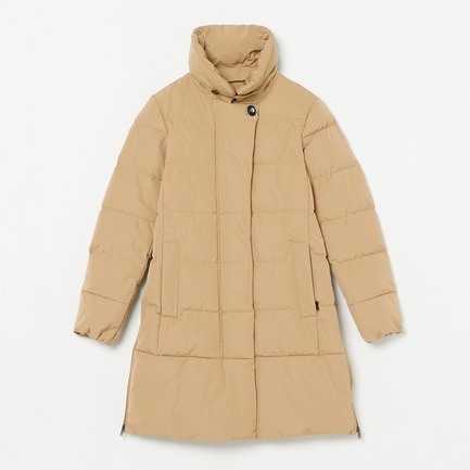 QUILTED VAIL COAT