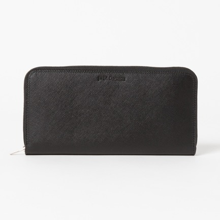 SAFIANO ZIP AROUND WALLET