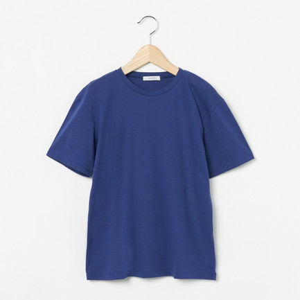 【OUTLET】ベーシック天竺クルーTシャツ
