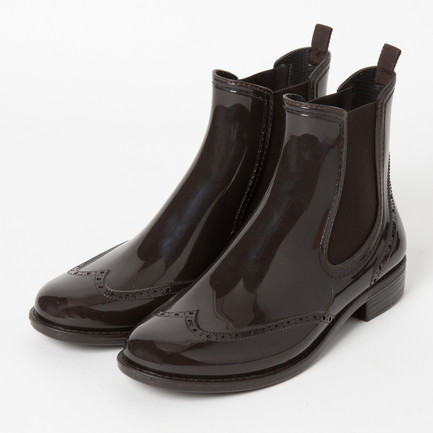SIDE GORE WINGTIP RAIN BOOTS
