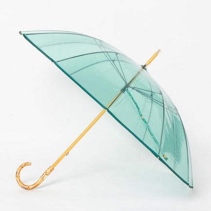 BAMBOO CLEAR UMBRELLA