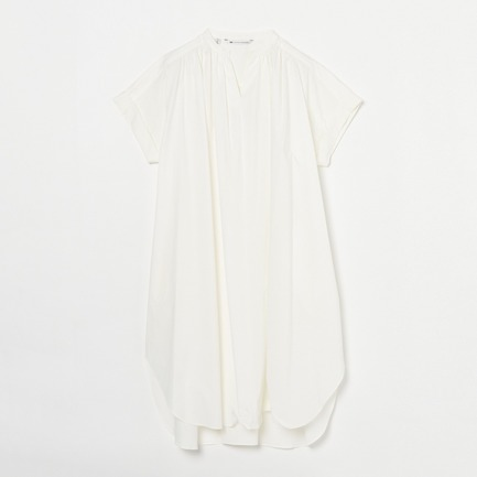 GATHERED CAFTAN S/S OP