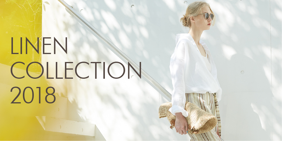 LINEN COLLECTION 2018